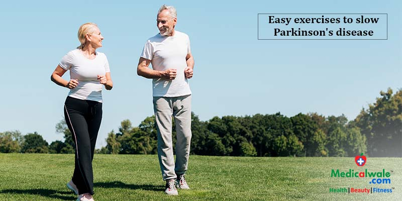 Easy exercises to slow Parkinson's Disease