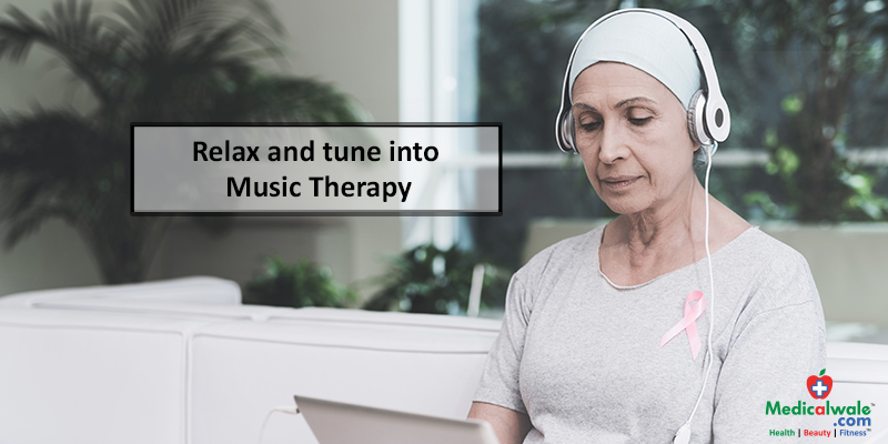 Relax and tune into Music Therapy